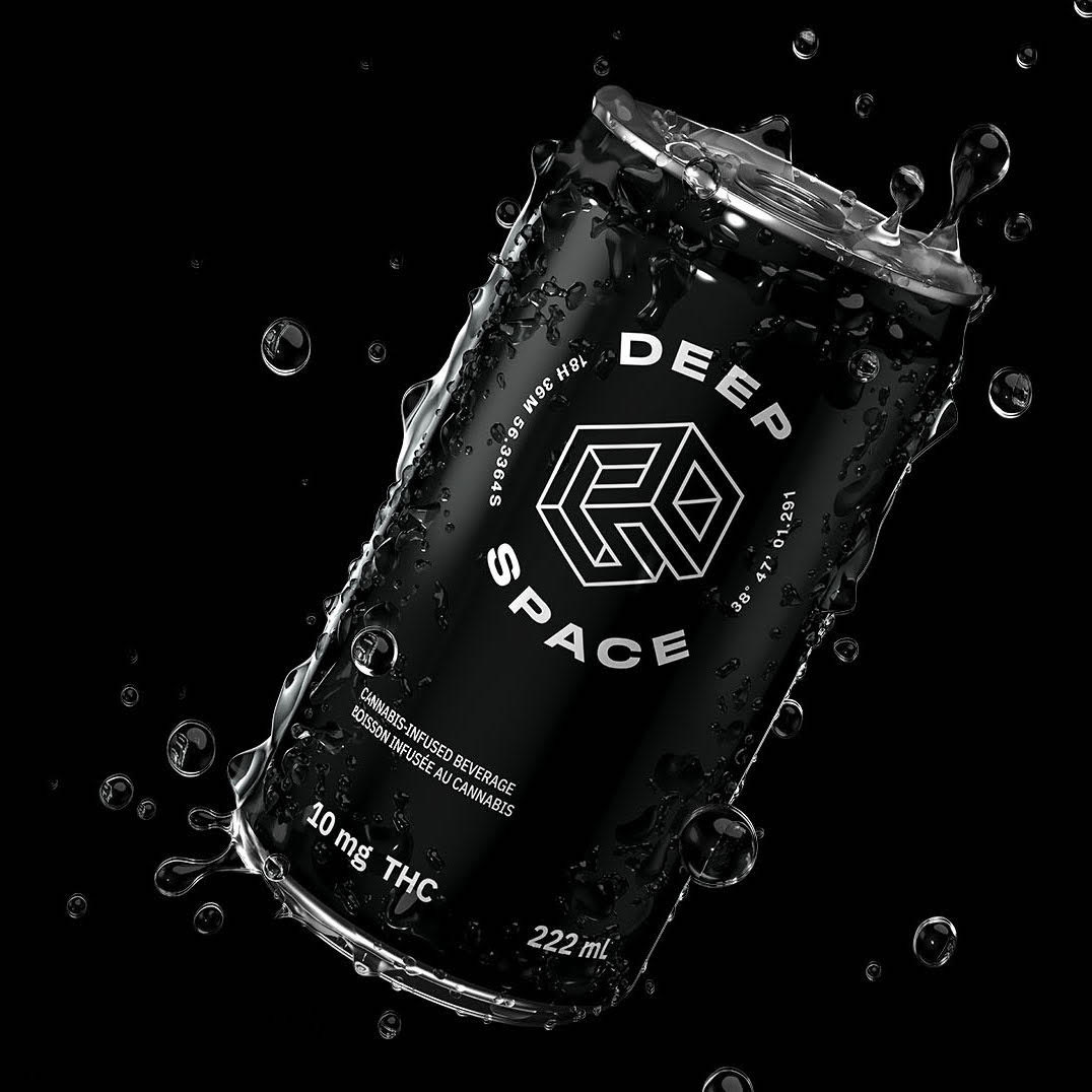 Deep Space THC Drink by Deep Space